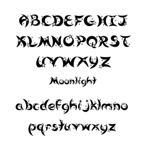 moonlightfont