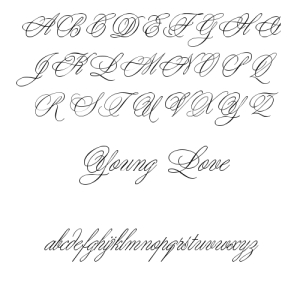 younglovefont